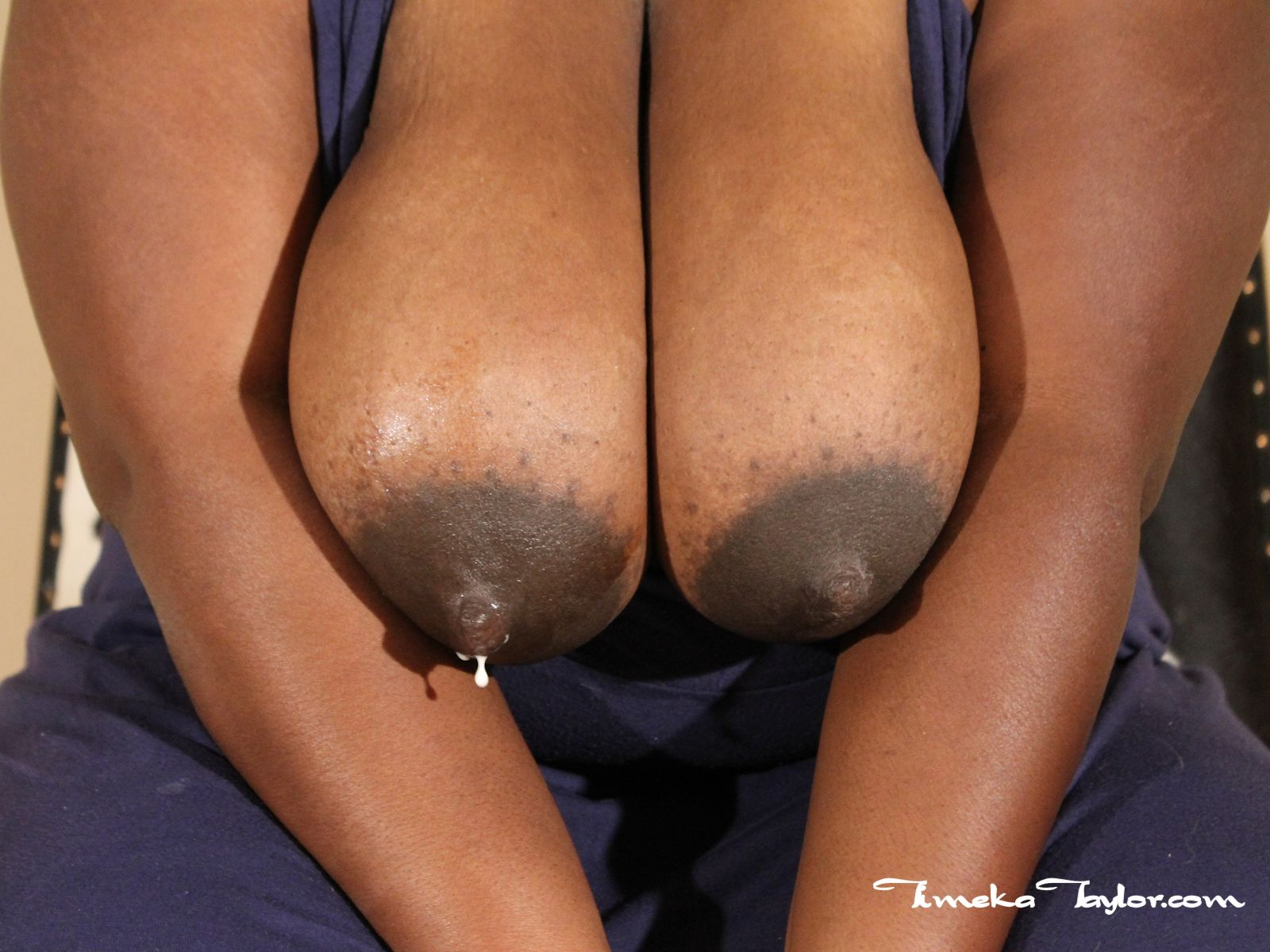Tits Big Gallery Ebony Lactating Photo